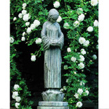 Wood Nymph Garden Statue