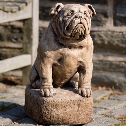 Petey Garden Statue