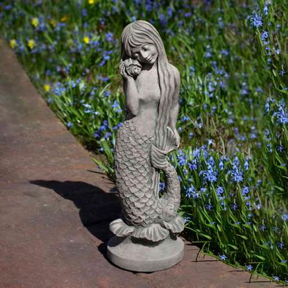 Standing Mermaid