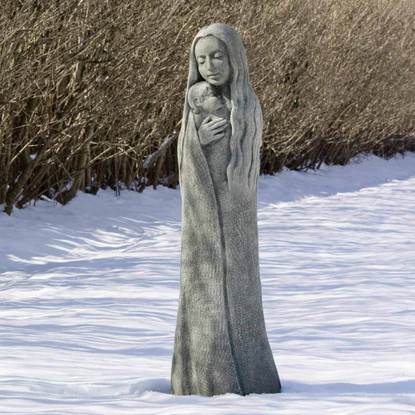 Sweet Dreams Garden Statue
