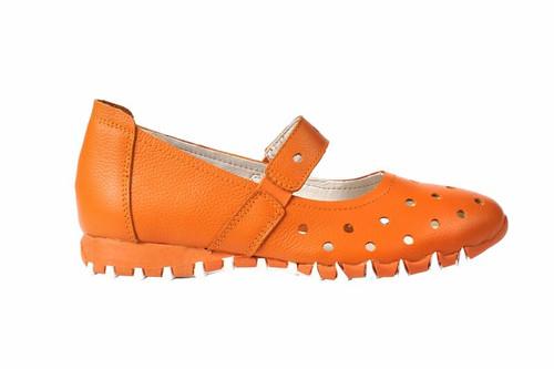 Litfoot Leather Slip-On Mary Jane Shoe