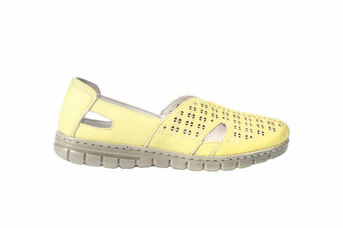 Litfoot Leather Slip-On Moccasin Style Shoe