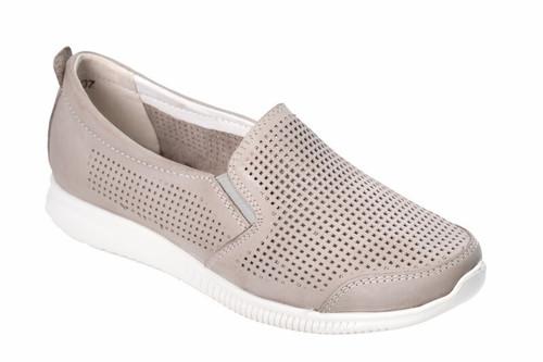 Litfoot Leather Slip-On Loafer Shoe