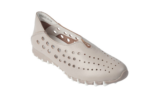 Litfoot Leather Slip-On Casual Shoe