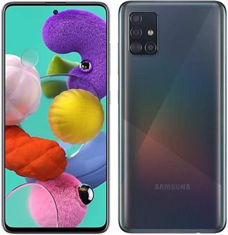 Samsung Galaxy A51 SM-A515F/DS 128GB 6GB RAM International Version - Prism Crush Black