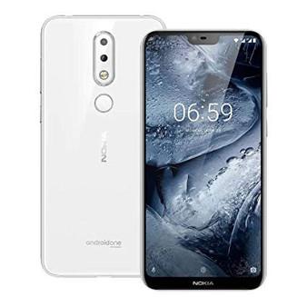 Nokia 6.1 Plus (TA-1103) 64GB+4GB | International Version (White)
