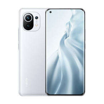 Xiaomi Mi 11 5G 256GB 8GB RAM China Version - White