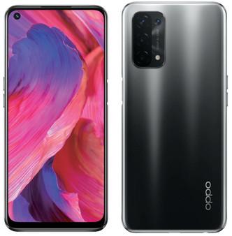 OPPO A74 5G Dual CPH2197 128GB 6GB RAM Factory Unlocked (GSM Only   No CDMA - not Compatible with Verizon/Sprint) International Version - Fluid Black