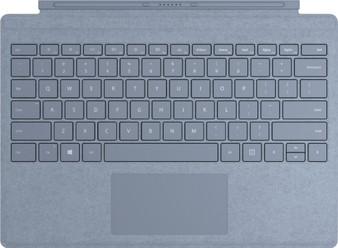 Microsoft - Surface Pro Signature Type Cover - Ice Blue