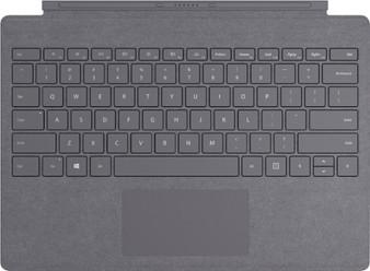 Microsoft - Surface Pro Signature Type Cover - Platinum