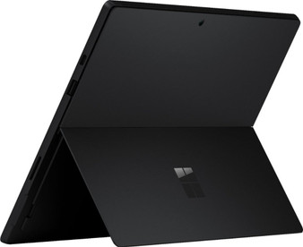"""Microsoft - Surface Pro 7 - 12.3"""" Touch Screen - Intel Core i7 - 16GB Memory - 256GB SSD - Device Only (Latest Model) - Matte Black"""