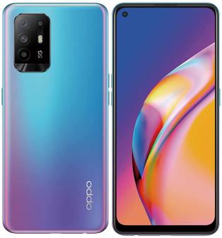 OPPO Reno5 Z 5G Dual CPH2211 128GB 8GB RAM Factory Unlocked (GSM Only | No CDMA - not Compatible with Verizon/Sprint) International Version - Cosmo Blue