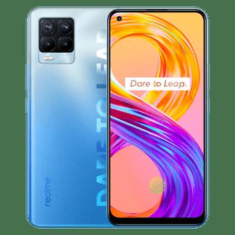 Realme 8 Pro Dual 128GB 6GB RAM-Infinite Blue