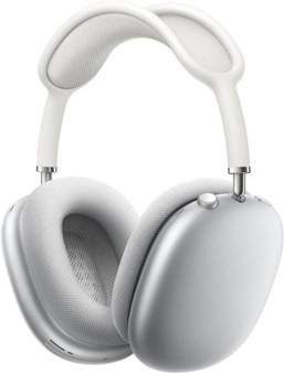 Apple - AirPods Max - Silver