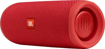 JBL - Flip 5 Portable Bluetooth Speaker – Red