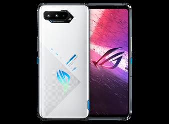 ASUS ROG 5S ZS676KS 256GB 16GB Factory Unlocked GSM Only | No CDMA - not Compatible with Verizon/Sprint International Version | Aurora White