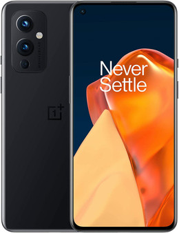 OnePlus 9 5G Dual LE2110 256GB 12GB RAM Factory Unlocked (GSM Only | No CDMA - not Compatible with Verizon/Sprint) China Version | Astral Black