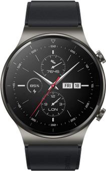 Huawei Watch GT 2 Pro Smart Watch GPS -Black