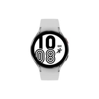 SAMSUNG Galaxy Watch 4 44mm R870 Smartwatch GPS WiFi Bluetooth International Model-Silver