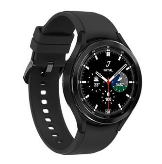 SAMSUNG Galaxy Watch 4 Classic 42mm Smartwatch GPS Bluetooth WiFi International Version-Black