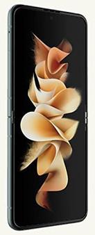 Samsung Galaxy Z Flip 3 F7110 5G 128GB 8GB RAM Factory Unlocked (GSM Only | No CDMA - not Compatible with Verizon/Sprint) International Version – Green