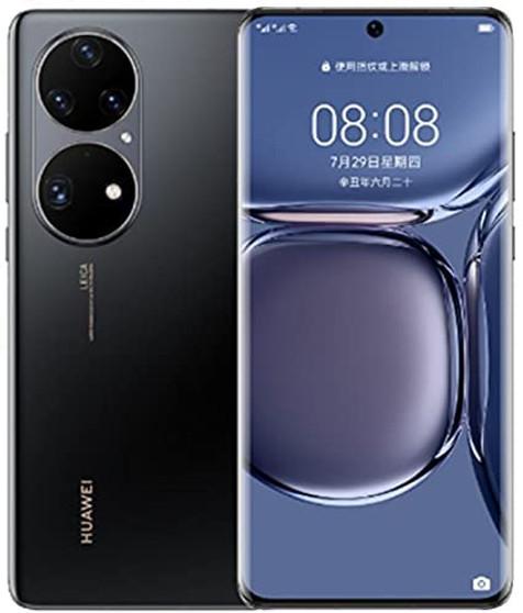 Huawei P50 Pro JAD-AL50 256GB 8GB RAM Factory Unlocked (GSM Only | No CDMA - not Compatible with Verizon/Sprint) No Google Play Installed China Version – Black