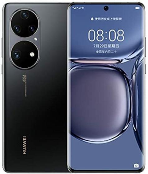 Huawei P50 Pro JAD-AL50 512GB 8GB RAM Factory Unlocked (GSM Only | No CDMA - not Compatible with Verizon/Sprint) No Google Play Installed China Version – Black