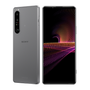 Sony Xperia 1 III XQ-BC72 5G Dual 512GB 12GB RAM Factory Unlocked (GSM Only   No CDMA - not Compatible with Verizon/Sprint) International Version – Frosted Gray