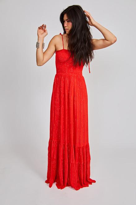 Rio Dress - Red
