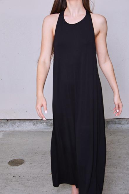 Away With It Dress - Black