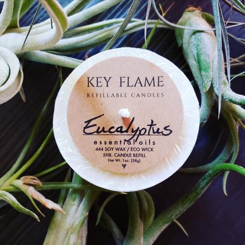 Eucalyptus Candle Refill