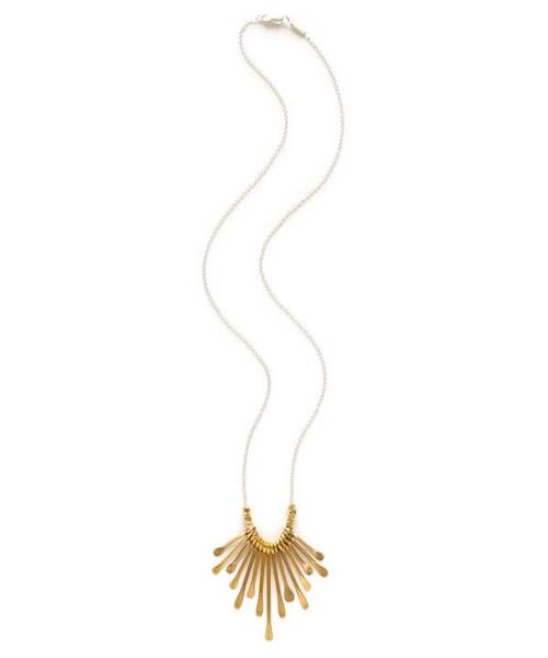 Petite Rain Goddess Necklace