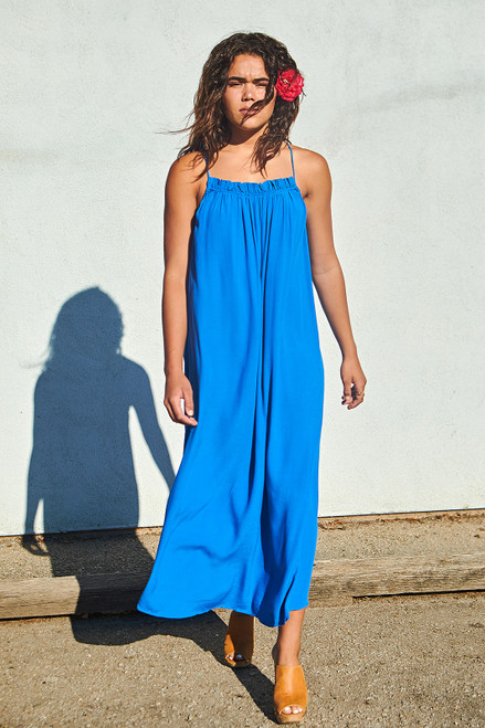 Jasper Dress - Blue