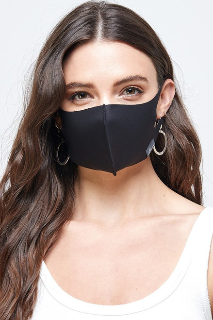 Aerosilver Face Mask - Black