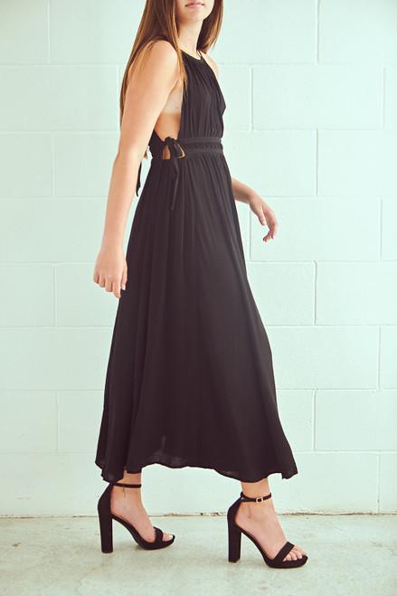 Saunter Dress - Black