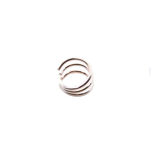Triple Cuff - Silver