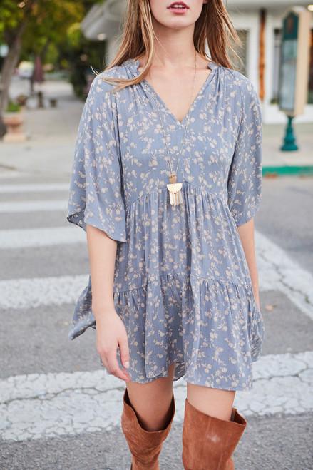 Ambyth Dress - Grey