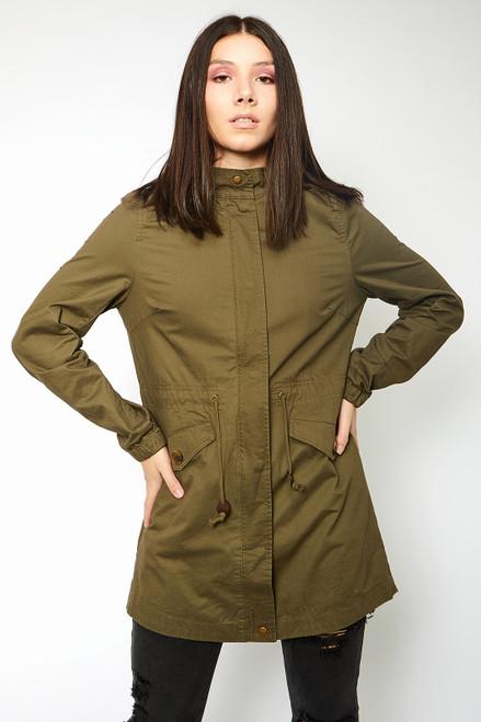 Streamline Jacket - Olive