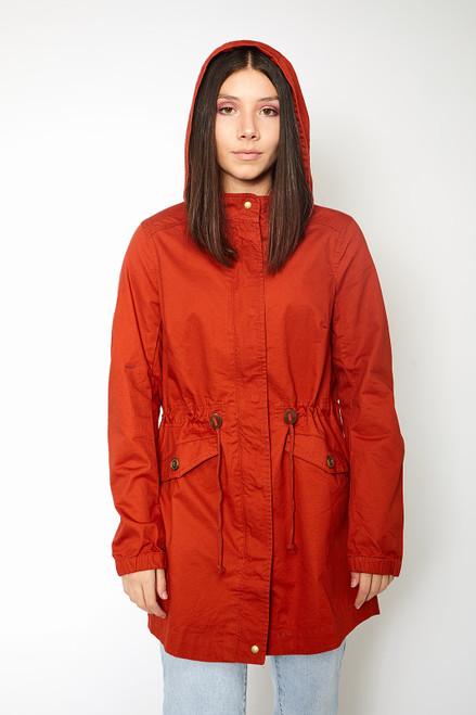 Streamline Jacket - Rust