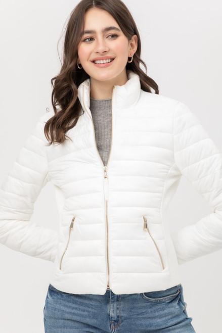 Down Jacket - Winter White