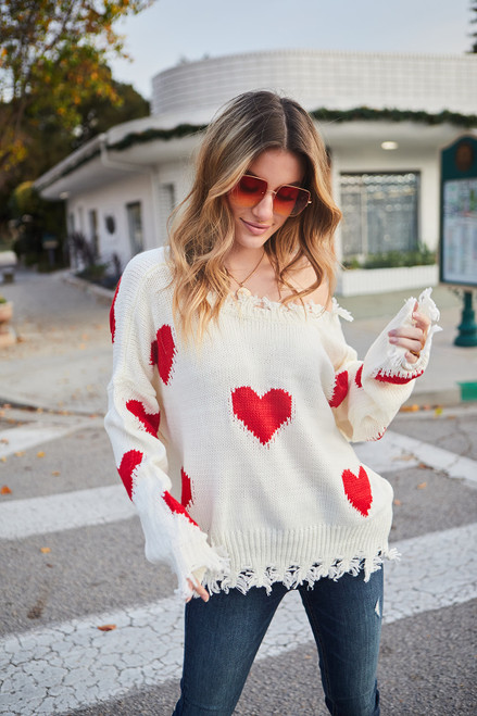 Queen Of Hearts - Ivory