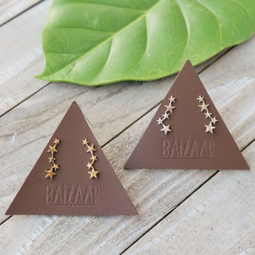 Constellation Studs - Brass