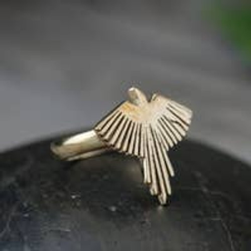 Phoenix Brass Ring