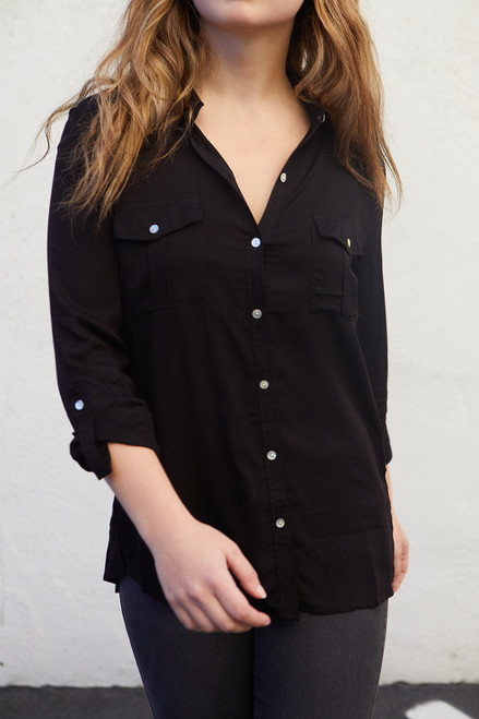 Case Closed Shirt - Black