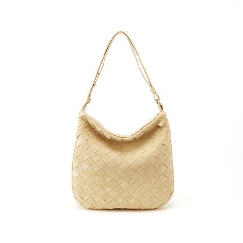 Merge Shoulder Bag  - Buff