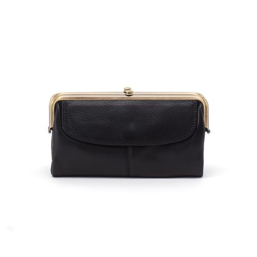 Lauren - Vintage Leather - Black