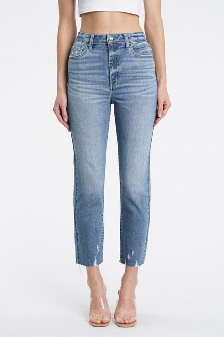 Ally Ultra Straight Crop - Perfectly Imperfect