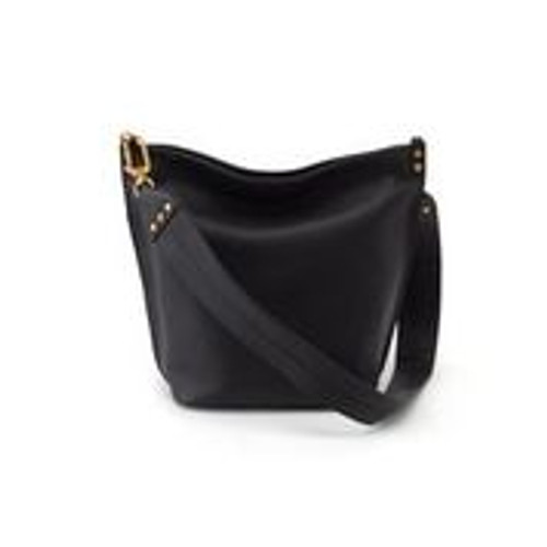 Flare - Genuine Leather - Black