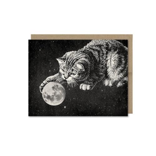 Mooncat Card