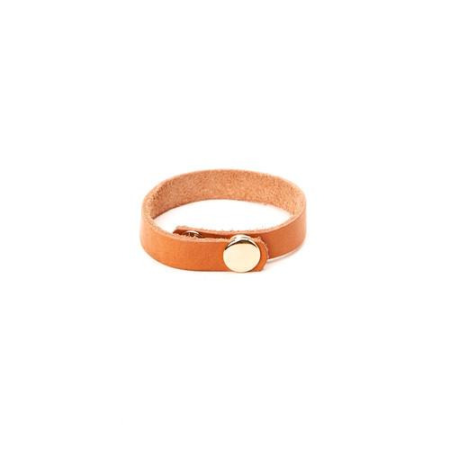 RRL Leather Bracelet - Natural